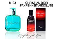 Мужские духи Fahrenheit Absolute Christian Dior 50 мл, фото 1