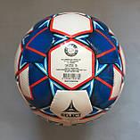 М'яч футбольний SELECT NUMERO 10 ADVANCE (розмір 5), фото 4