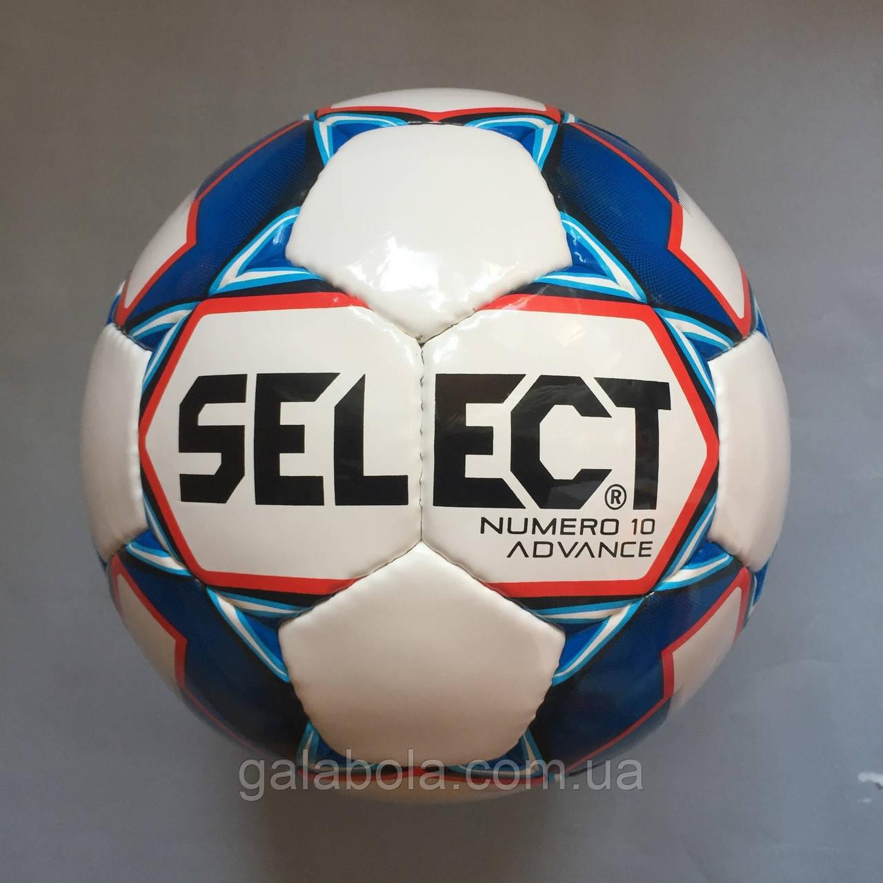М'яч футбольний SELECT NUMERO 10 ADVANCE (розмір 5)