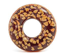 """Круг Intex 56262 NP """"Пончик"""", от 14 лет, диаметр 114 см"""