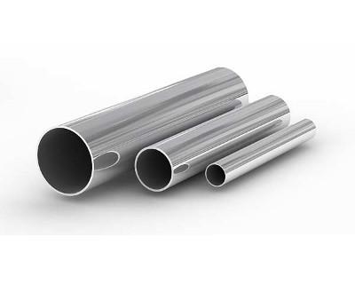 Трубы стальные круглые оцинкованные