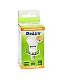 Лампа светодиодная DELUX FC1 4 Вт R39 4100K 220В E14 белый, фото 2