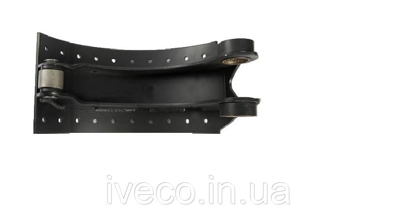 Колодка барабанная металл ROR, TRAILOR с роликом  WVA19036 15025412, 1649000R