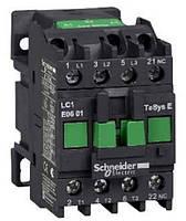 Контактор 6А EasyPact TVS lc1e0601 Schneider Electric LC1E0601M5
