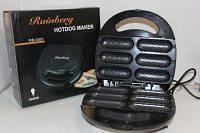 Гриль -тостер для сосисок Rainberg RB 6301 1800 Вт, фото 1