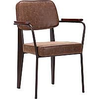 Кресло Lennon кофе / лунго TM AMF