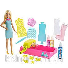 Набор Барби Фабрика волшебных цветов Barbie Crayola Color Magic Station