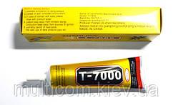 15-01-011. Клей герметик T7000, 15мл, черный