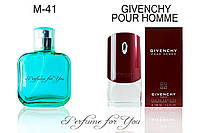 Мужские духи Givenchy pour Homme Givenchy 50 мл