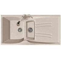 Кухонная мойка гранитная Adamant NEW LINE PLUS 990х500х235 (разные цвета)