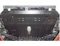 Защита двигателя на Geely Emgrand X7 с 2013-