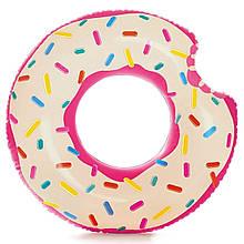 """Круг Intex 56265 NP """"Пончик"""", диаметр 107 см, от 8-ми лет"""