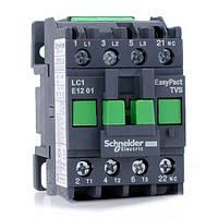 Контактор 12А EasyPact lc1e1201 Schneider Electric LC1E1201M5