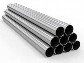 Трубы стальные круглые электросварные