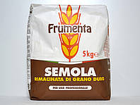 Мука Семола (SEMOLA Rimacinata di grano duro) 5 kg