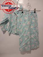 Пижама на девочку 98/3года. Внесезонная;