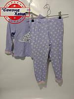 Пижама на девочку 104/4года. Внесезонная;