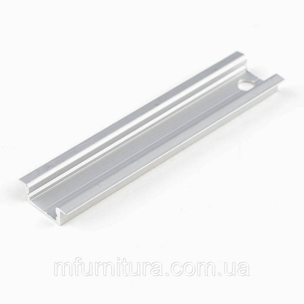 Профиль LED врезной, алюм, 2мП (LEDStorm)
