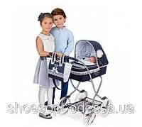 Коляска классическая для кукол Романтик DeCuevas с сумкой, фото 1