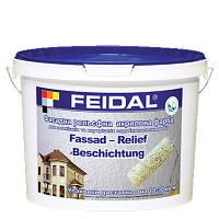 Краска Feidal Fassad-Relief Beschichtung 5 л