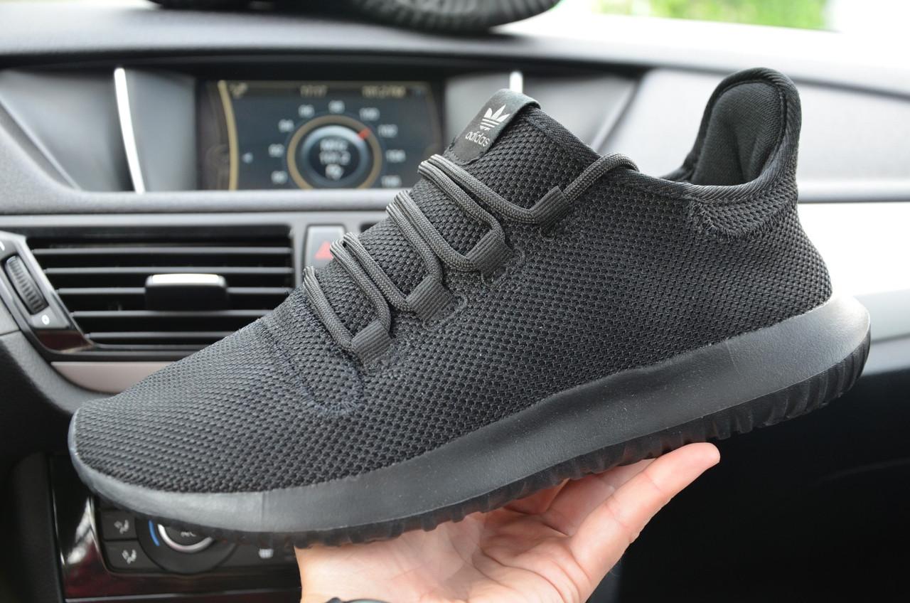Мужские кроссовки Adidas Tubular Shadow Knit, Реплика