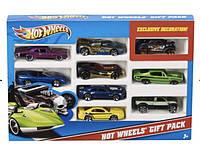 Набор машинок Хот Вилс 9 шт в ассортименте Hot Wheels 9-Car Gift Pack