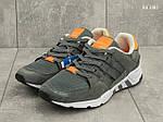 Мужские кроссовки Adidas Equipment (серые), фото 4