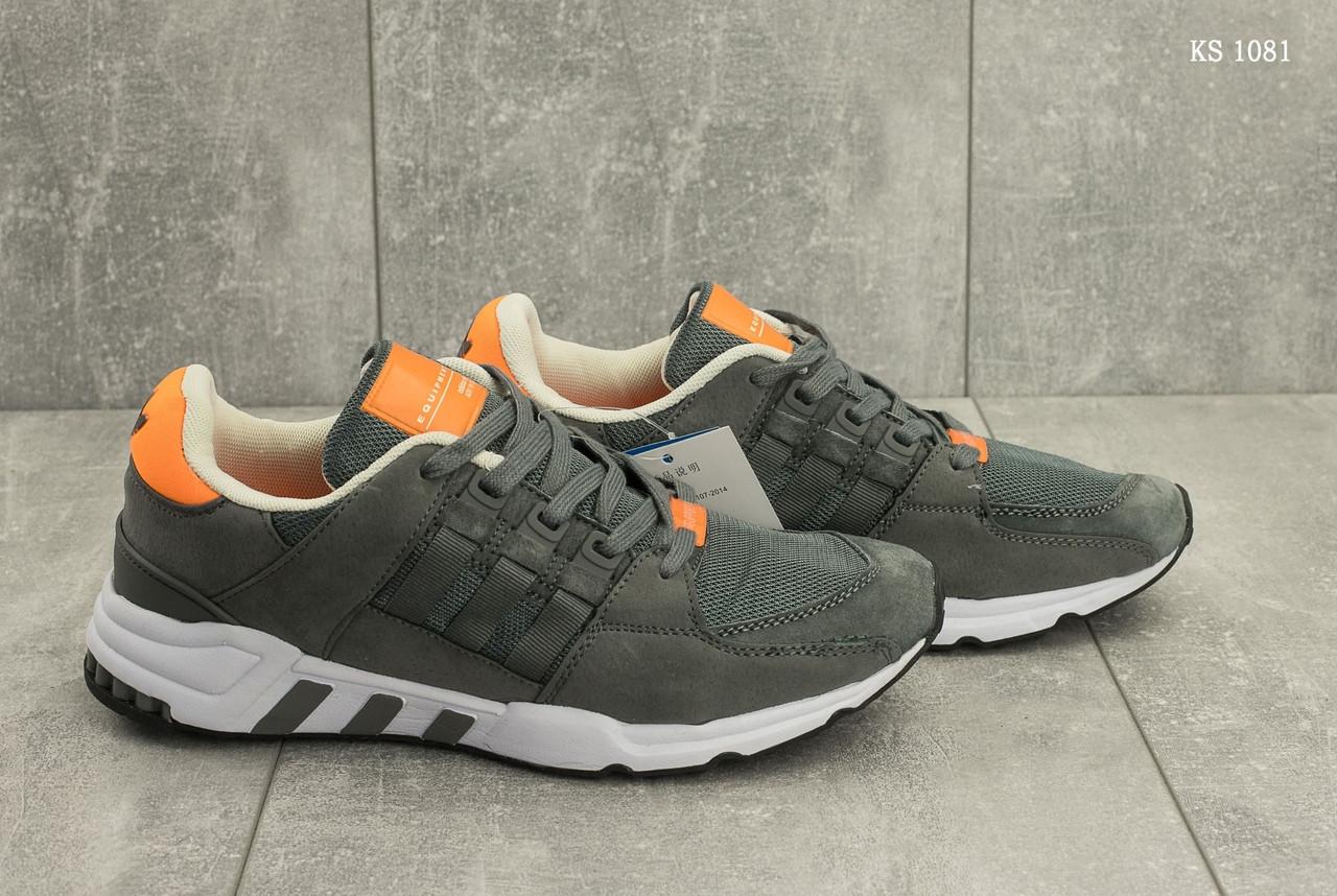 Мужские кроссовки Adidas Equipment (серые)