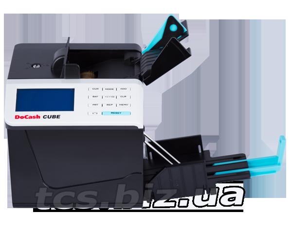 DoCash CUBE Автоматичний детектор валют + портативний лічильник банкнот