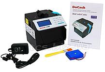 DoCash CUBE Автоматичний детектор валют + портативний лічильник банкнот, фото 2