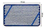Коврик акупунктурный массажный Аппликатор Кузнецова Универсал 384 шт 40 х 70 см, фото 4