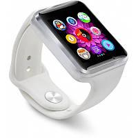 Наручные смарт часы UWatch A1 White белые Реплика отличного качества, фото 1