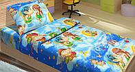 Детское постельное белье Kidsdreams - Амури блакитні подростковое