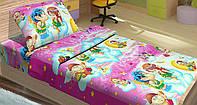 Детское постельное белье Kidsdreams - Амури рожеві подростковое