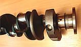 Коленчатый вал с вкладышами ЗМЗ-5231, 5233, 5234, 52342, 5245, ПАЗ, коленвал, фото 4