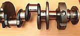 Коленчатый вал с вкладышами ЗМЗ-5231, 5233, 5234, 52342, 5245, ПАЗ, коленвал, фото 3
