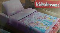 Детское постельное белье Kidsdreams - Принцеси подростковое