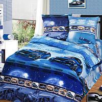 Детское постельное белье Kidsdreams - Драйв подростковое