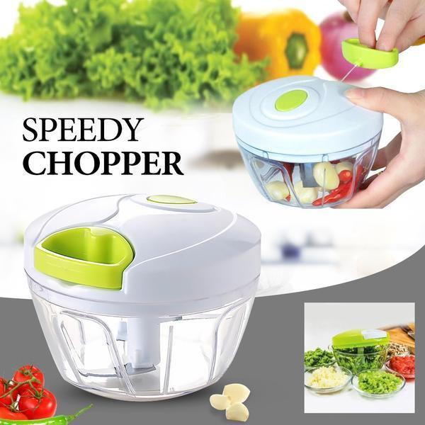 Ручной кухонный измельчитель Multifunctional High Speedy Chopper, овощерезка, блендер, шинковка