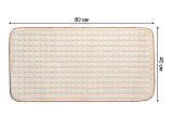"""Акупунктурный массажный коврик """"Универсал"""" 384шт/ мягкий/ 40 * 70 см/ натуральная ткань, фото 6"""