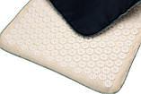 """Акупунктурный массажный коврик """"Универсал"""" 384шт/ мягкий/ 40 * 70 см/ натуральная ткань, фото 4"""