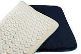 """Акупунктурный массажный коврик """"Универсал"""" 384шт/ мягкий/ 40 * 70 см/ натуральная ткань, фото 5"""