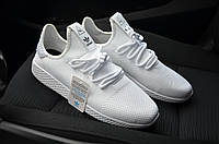 Мужские кроссовки Adidas Tennis HU Pharrell, Реплика, фото 1