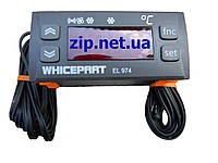 Контроллер, термостат EL 974 Whicepart, 2 датчика