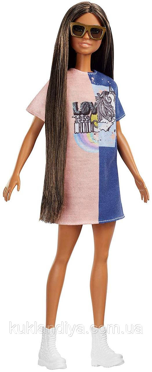 Кукла Barbie Модница Fashionistas 103