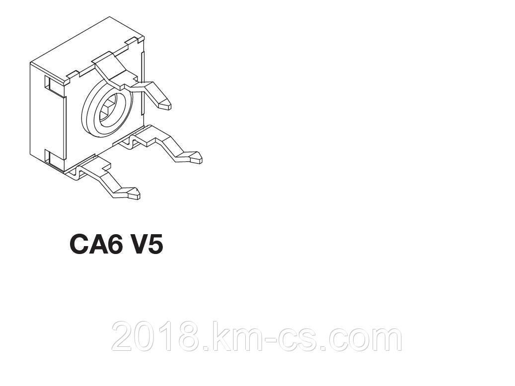 Резистор подстроечный (Trimmer) CA6VK025