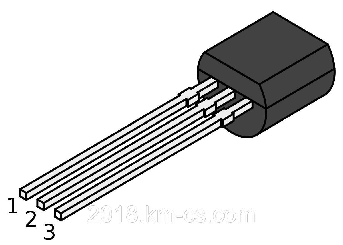 Стабилизатор напряжения (Voltage Regulators) 79L09ACZ
