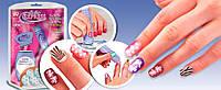 Набор для стемпинга ногтей Salon Express(маникюрный набор).