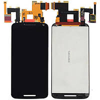 Модуль (дисплей + сенсор) Motorola XT1572 Moto X Style / XT1570 / XT1575 + Touchscreen Orig Black