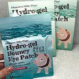 Гидрогелевые Патчи Для Глаз С Коллагеном Elizavecca Milky Piggy Pure Hydro Gel Bouncy Eye Patch, 20 Шт, фото 2
